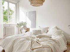 9 ideeën om te stelen van een Scandinavische slaapkamer - Roomed