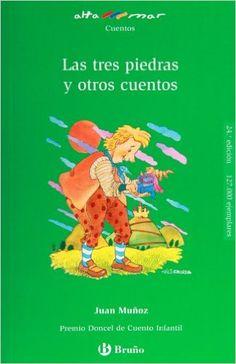+10 Las tres piedras y otros cuentos (Castellano - A: Amazon.es: Juan Muñoz Martín, Víctor Moreno López: Libros de texto.