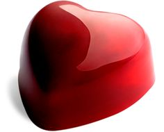 Beautiful Coeur Framboise from Pierre Marcolini
