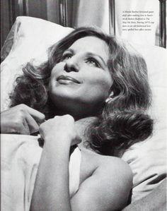 Barbra Streisand in The Way We Were, 1973. S)