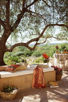 Italian farm house - beautiful outdoor space