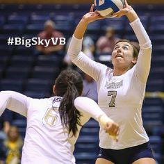 UNC's Ashley Guthrie Named Big Sky Conference Volleyball Player of the Week #BigSkyVB #UNCO