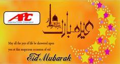 Wish You A very #Happy #EID #Mubarak 2016....