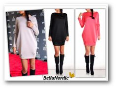 LÆKRE KJOLE  Se kjolen her: http://bellanordic.dk/category/nyheder-43/   Se alle vores varer her: www.bellanordic.dk