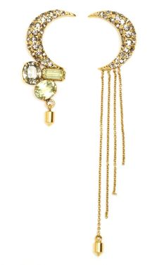 Lizzie Fortunato, Midnight in Paris Earrings