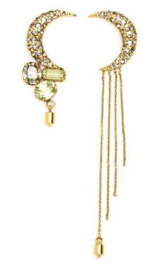 Lizzie Fortunato, Midnight in Paris Earrings