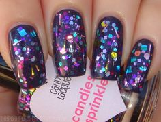 Candy Lacquer  - Candies & Sprinkles