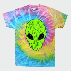 Standard Excess - T-Shirt Melting Alien