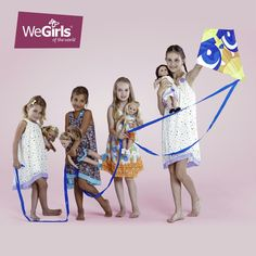 Letnia zabawa z przyjaciółkami! Summer fun! Zaglądnij na www.wegirls.com/pl/12-lalki ! :)