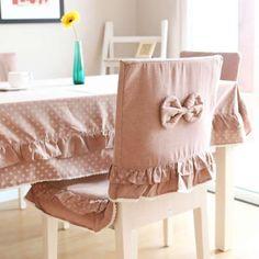Harika Sandalye kılıfı modelleri dekorasyonu