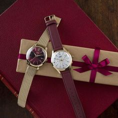 Who is wishing for a Henry London Christmas? #HenryLondon #watchesofinstagram #watchoftheday #dearsanta #Christmas #giftideas #London #fashion #womw #chronograph #presents #horology by henrywatches - Coming soon to Grace & Co