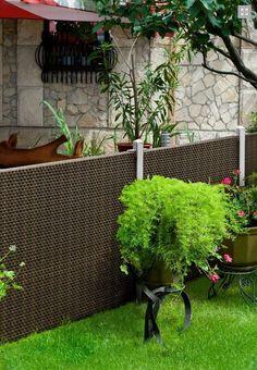 Osłona balkonowa - więcej prywatności. http://domomator.pl/oslona-balkonowa-wiecej-prywatnosci/