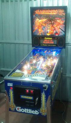 13 Best Pinball Machines images | Pinball wizard, Arcade games