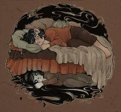 Sleep Sound by QuinneCL.deviantart.com on @deviantART