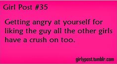 Quotes About Crushes On a Guy   liking a guy on Tumblr