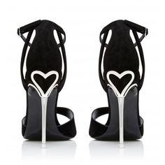 Love İnce Topuklu Ayakkabı