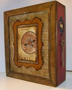 Go to www.paperphenomenon.com and view great videso for altered book ideas...