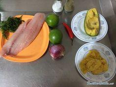 Receta de Ceviche de pescado - Fácil - RecetasGratis.net