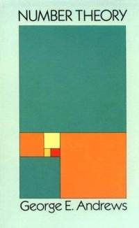 Number Theory (Dover Books on Advanced Mathematics) (Paperback) ... Cover Art