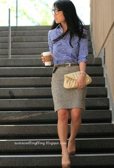 business casual for young women - Google Search