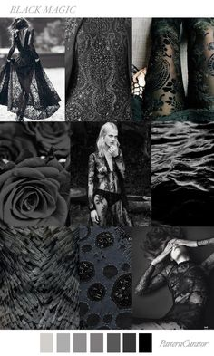FV contributor, Pattern Curator curates an insightful forecast of mood boards & color stories and we are thrilled to have them on board as our newest FV contributor. They are collectors of images and Fashion Moda, Fashion 2017, Fashion Trends, Fashion Styles, Fashion Colours, Colorful Fashion, Pattern Curator, Peclers Paris, Dark Romance