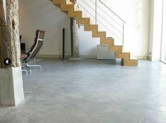 monolite betonvloer willen we op elke verdieping (excl keuken die willen we portguese tegelwerk en evt in woonkamer iets warmers?)