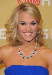 Carrie Underwood Diamond Collar Necklace