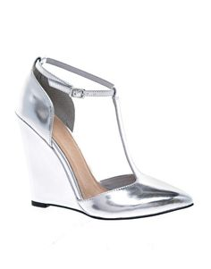 Pivotal Wedges, from ASOS
