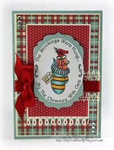JustRit Christmas Card designed by Kathy Jones