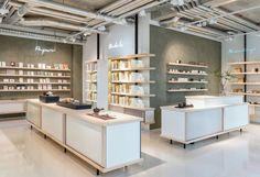P & T store by Fabian von Ferrari, Berlin – Germany » Retail Design Blog