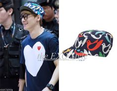 SID_AC_Movito_Chen Unisex Reversible Print Cap | Shop: KRW(₩) | Image Source: Sweet Nothing