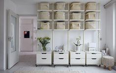 家族みんなが使える収納ソリューションを選ぶ