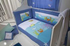 aquarium... 3d and musical baby bedding