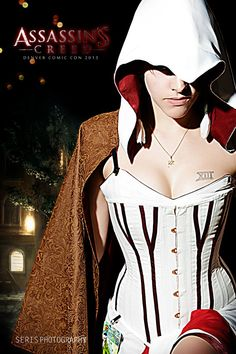 Female Ezio Auditore by Sami-Jene