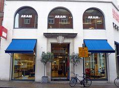 Aram Store, Covent Garden, by Homegirl London