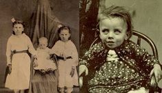 Children, they are the future--the light of our lives.but where there is light. sometimes there is darkness, and not all children are good-natured. In fact, Creepy Old Photos, Evil Children, Best Ghost Stories, Night Terror, Time Tattoos, Little Sisters, Dreaming Of You, Scary, Mystery