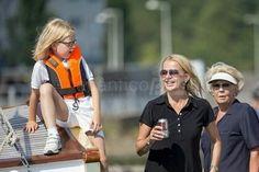 APurn:newsml:dpa.com:20090101:150823-99-03613 Dutch royals attend Sail Amsterdam 2015 23/8/2015