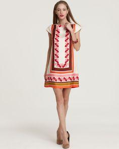 Milly Dress - Vivienne Sheath with Tile Print | Bloomingdale's#fn=spp%3D63%26ppp%3D96%26sp%3D1%26rid%3D61