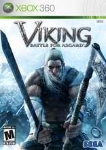 Boxshot: Viking: Battle for Asgard by Sega