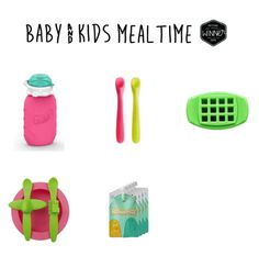 SPRING 2015 MOM'S BEST HOT PRODUCT WINNERS! Baby and Kids Meal Time! www.momsbestnetwork.com