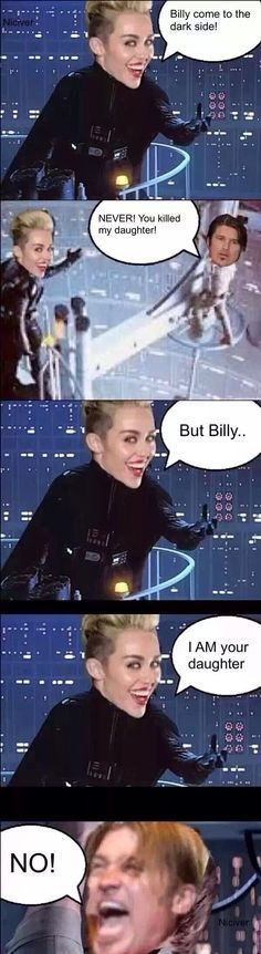 Miley Cyrus funny