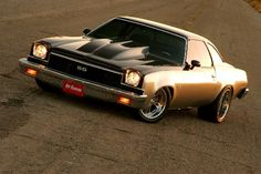 Not bad for a 73 Chevelle