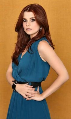 Joanna garcia as ariel in ouat