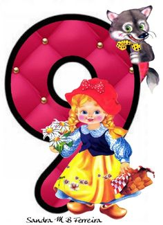 Cartoon Letters, Party Crafts, Kids Cards, Fairytale, Minnie Mouse, Disney Characters, Fictional Characters, Playing Cards, Deco