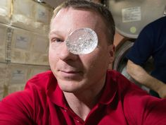 Astronaut's Bubbly Experiment Shows Off Incredible New ISS Camera