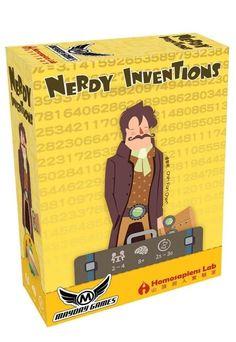 Nerdy Inventions (Kickstarter Special)