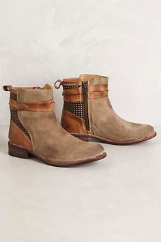 Anthropologie - Bo Wrapped Booties