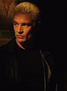 Spike. I just miss him. And those cheekbones.