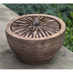 M-Series Bamboo Fountain