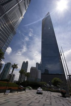 SHANGHAI | World Financial Center | 1,614 FT / 492 M | 101 FLOORS - Page 132 - SkyscraperPage Forum